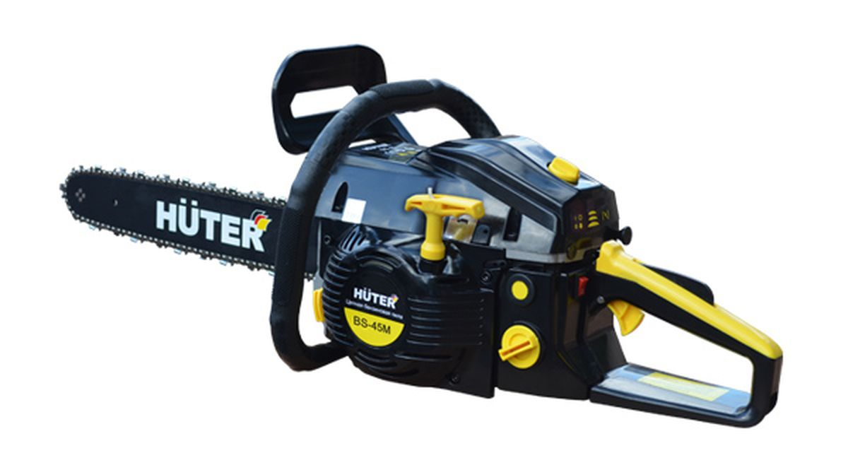 Huter Бензопила Huter BS-45M Black 4840р